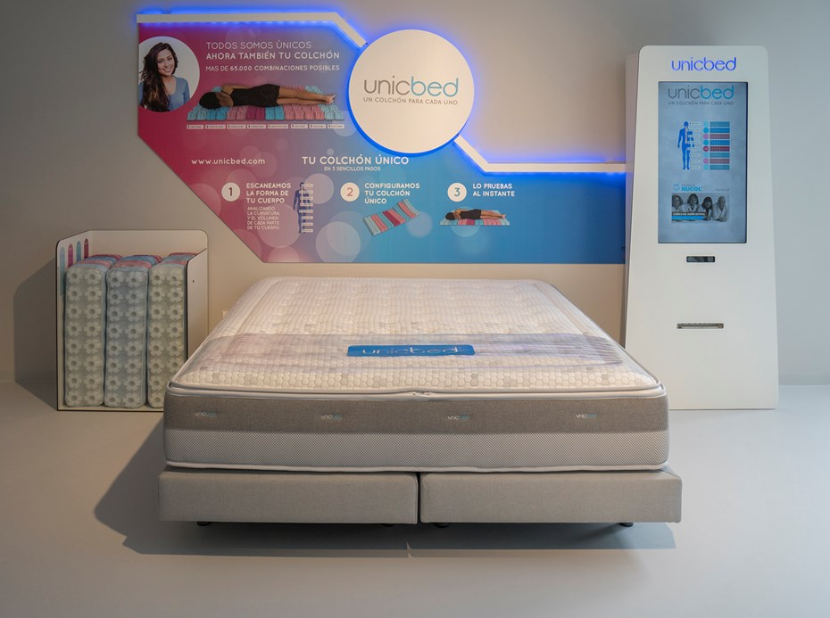 unicbed